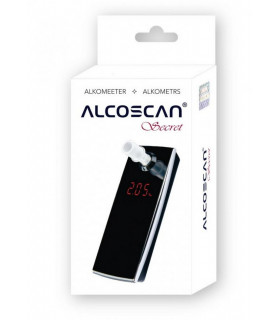 Alcoscan Secret 5200 alkomeeter