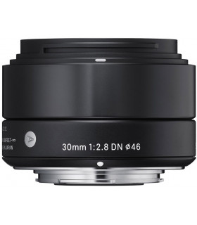 Sigma 30mm f/2 8 DN ART lens for Micro Four Thirds