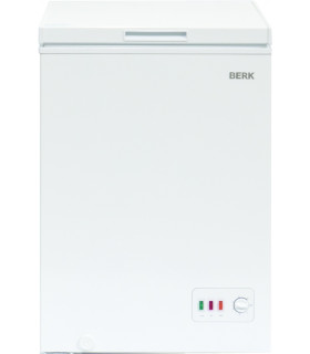 BS-129SAW BERK Chest freezer, 99L, A+ white