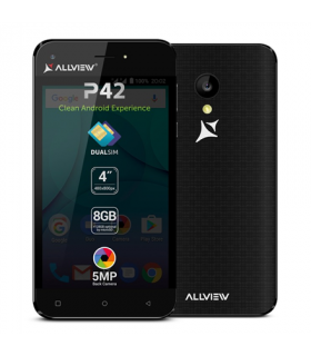 Allview P42 Black