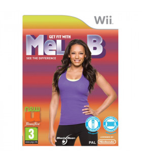 Wii Get Fit with Mel