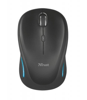 MOUSE USB OPTICAL WRL YVI FX/BLACK 22333 TRUST