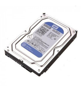 HDD  WESTERN DIGITAL  Blue  500GB  SATA 3 0  32 MB  7200 rpm  3,5   WD5000AZLX
