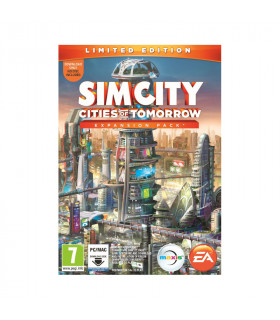 SIMCITY CITIES OF TOMORROW EXPANSION